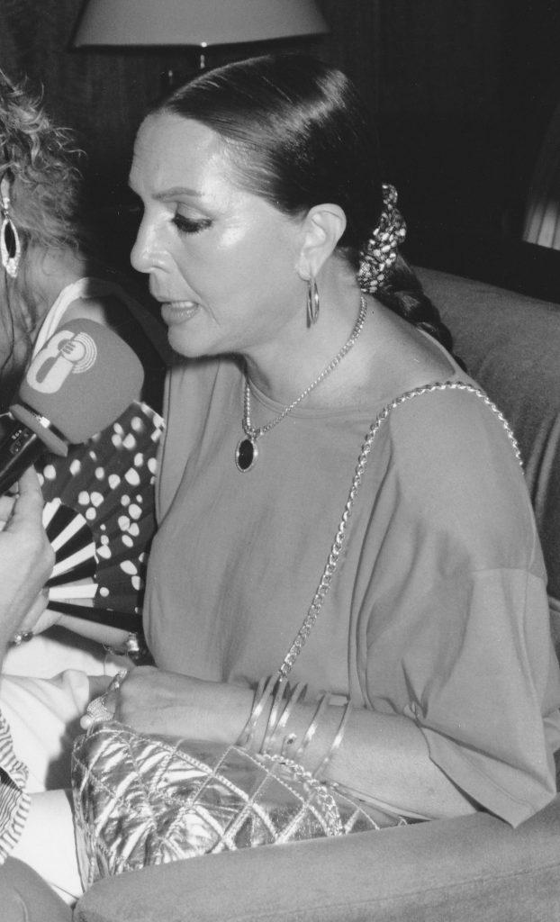 54. Sara Montiel